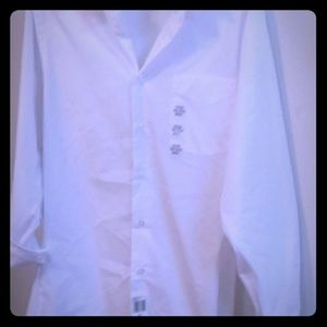 🆕WT ~ Fitted Button Down ~